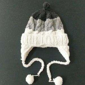 Cute Fleece-lined winter hat